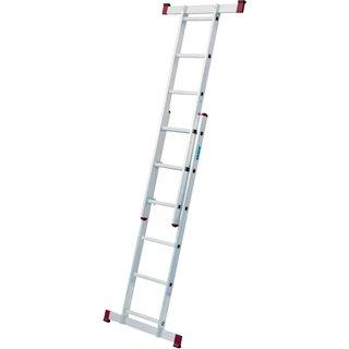Leiterngerüst »CORDA«, 168 cm Gerüsthöhe