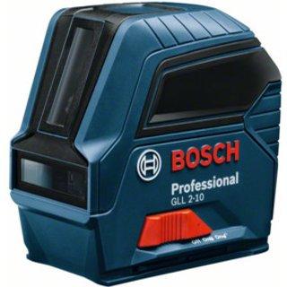 Bosch Linienlaser GLL 2-10