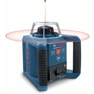 Bosch Rotationslaser GRL 300 HV mit RC 1 WM 4 und LR 1