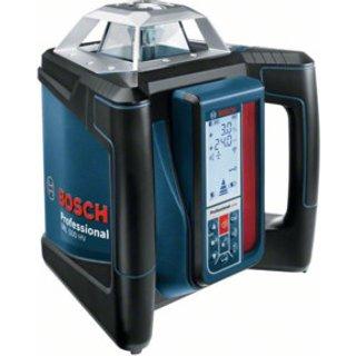 Bosch Rotationslaser GRL 500 HV mit Baustativ BT 170 HD und Messstab GR 240