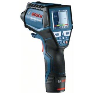 Bosch Thermodetektor GIS 1000 C mit 1 x 1,5 Ah Li-Ion Akku L-BOXX