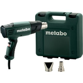 Metabo Heißluftgebläse H 16-500 Kunststoffkoffer