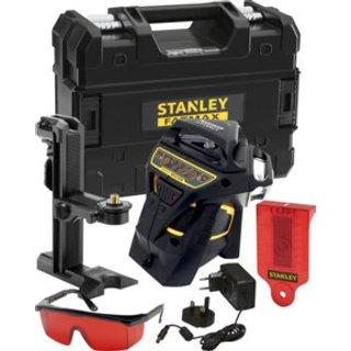 Stanley Linienlaser FatMax X3R 360 Grad 20m rot