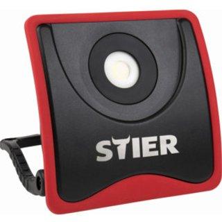STIER Akku-COB-LED-Baustrahler 1700 Lumen 20 W