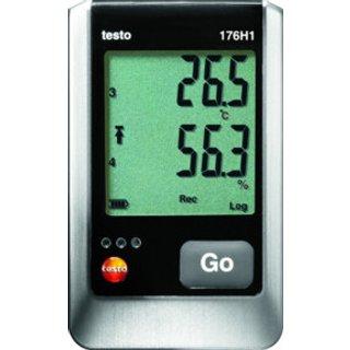 Testo 176 H1 Datenlogger für Temperatur und Feuchte