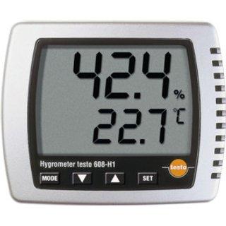 Testo Feuchte- und Temperaturmessgerät 608H1