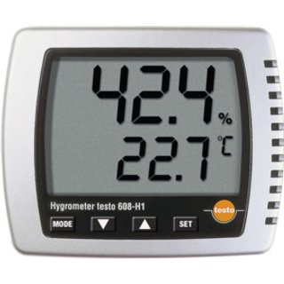 Testo Feuchte- und Temperaturmessgerät 608H2