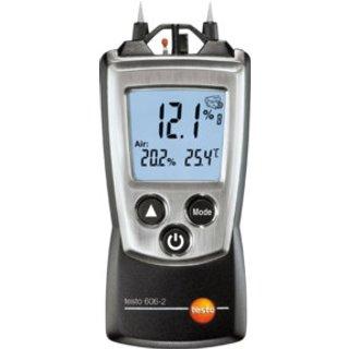Testo Materialfeuchte-Messgerät 606-1