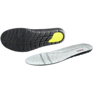 Gel-Einlegesohle grau schwarz