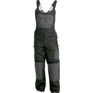 Arbeitslatzhose Premium schwarz grau