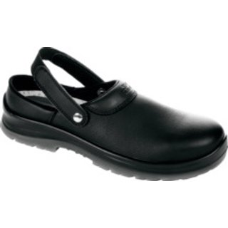 Clogs SB SRC Flexitec Base schwarz