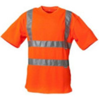 Warnschutz T-Shirt PLA orange