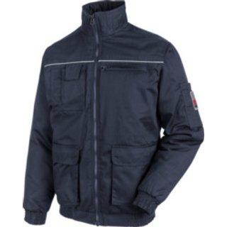 Winter Bundjacke Classic blau