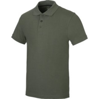 Poloshirt Job+ dunkelgrau