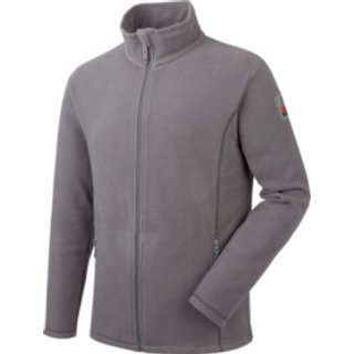 Fleecejacke Starline grau