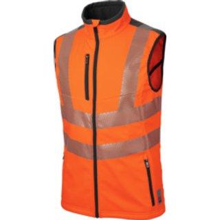 Warnschutz Weste Neon orange