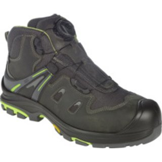 Sicherheitsstiefel S3 SRC Techno Flexitec anthrazit lemon