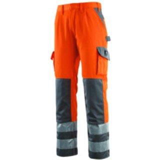 Warnschutz Bundhose Mascot Olinda EN 20471 2.2 Länge 90 orange