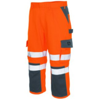 3/4 Warnschutz Bundhose Mascot Natal EN 20471 2.2 orange