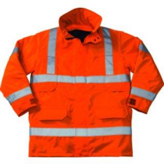 Warnschutz Parka Mascot Vancouver EN 20471 3.2 orange