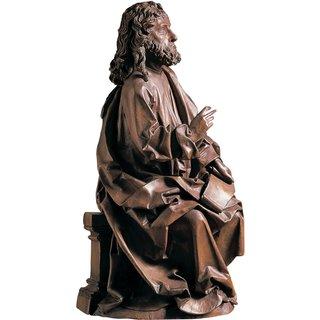 Tilman Riemenschneider: Skulptur 'Evangelist Matthäus', Kunstguss