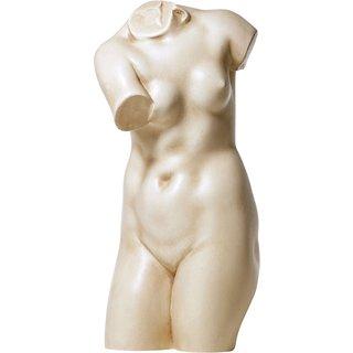 Skulptur 'Torso der Aphrodite', Kunstmarmor