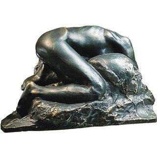 Auguste Rodin: Skulptur 'La Danaide' (1889/90), Version in Bronze