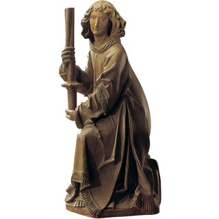 Tilman Riemenschneider: Skulptur 'Wartburg-Engel', Kunstguss Holzfinish