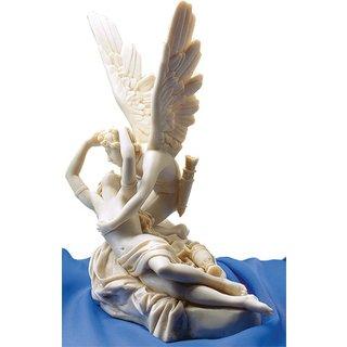 Antonio Canova: Skulptur 'Amor und Psyche' (1793), Reduktion in Kunstmarmor