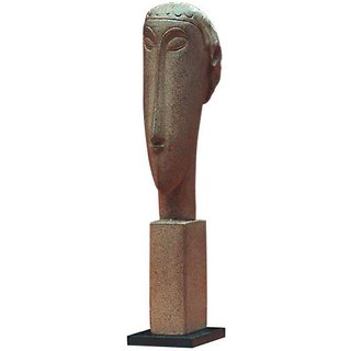 Amedeo Modigliani: 'Tête', 1911-12