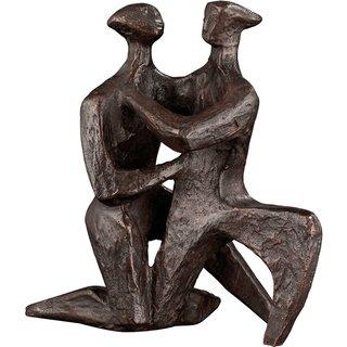 Sepp Mastaller: Skulptur 'Das Bekenntnis der Liebe', Bronze