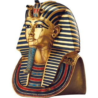 Büste 'Goldmaske des Tutanchamun' (Reduktion)