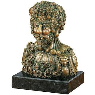 Giuseppe Arcimboldo: 'Vertumnus', Skulptur