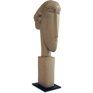 Amedeo Modigliani: 'Tête II', 1911-12