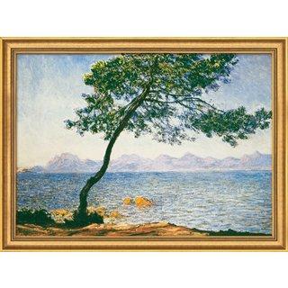 Claude Monet: Bild 'Antibes' (1888), gerahmt