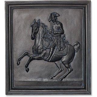 Johann Gottfried Schadow: Wandrelief 'Friedrich der Große zu Pferd' (1807)