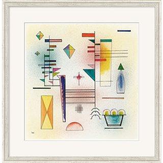 Wassily Kandinsky: Bild 'Klangvoll' (1929), gerahmt