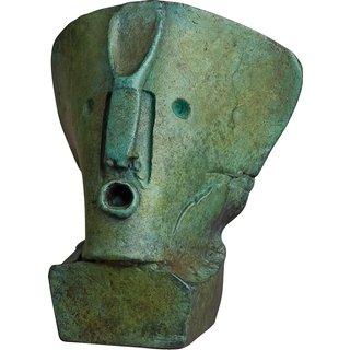 Paul Wunderlich: Skulptur 'Kleiner Bonaparte' (1998)