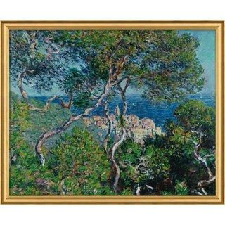Claude Monet: Bild 'Bordighera' (1884), gerahmt