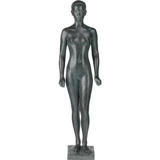 Georg Kolbe: Skulptur 'Malaiin' (1916), Reduktion in Bronze