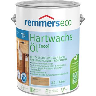 farblos 750 ml Remmers Hartwachs-Öl [eco] - farblos - 750ml