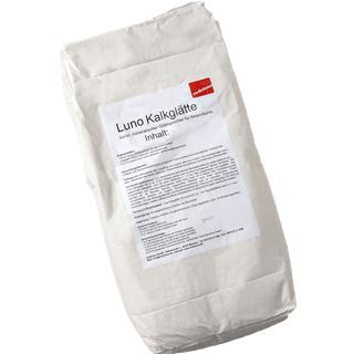 20 kg Papiersack redstone Luno Kalkglätte - 20kg-Sack