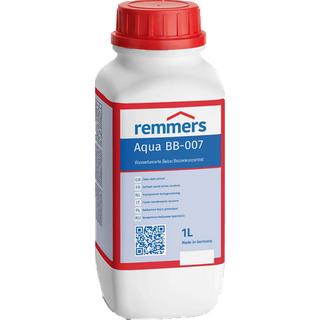 braun  Remmers Aqua BB-007-Brillantbeize, 1ltr - braun