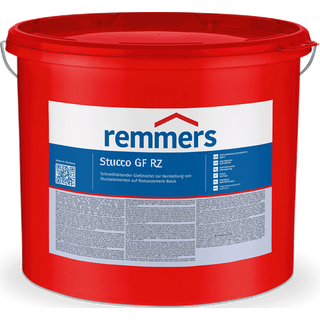 Remmers Stucco GF RZ | Stuckmörtel GF RZ, 15kg - Gießmörtel