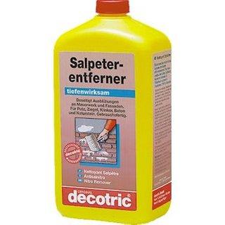 Decotric Salpeterentferner 1,0 l