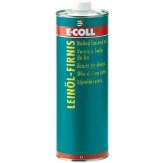 EU Leinöl-Firnis 1L E-COLL Lieferumfang: 12 Flaschen