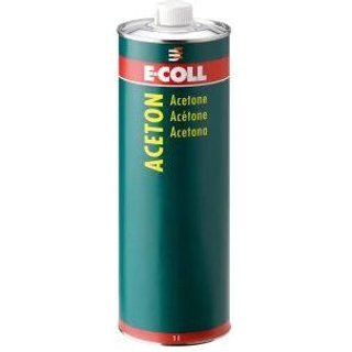 EU Aceton 1L E-COLL Lieferumfang: 12 Flaschen