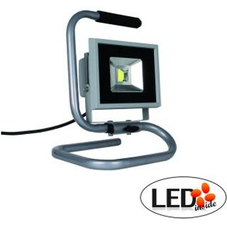LED-Baustrahler mit Ständer