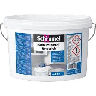 SchimmelX Kalk-Mineral-Anstrich