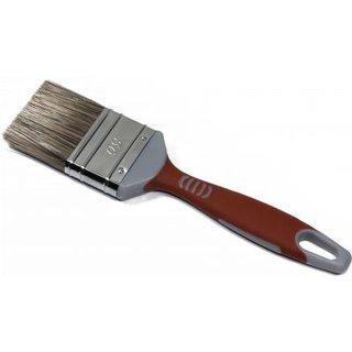 Acryl-und Lasurpinsel grau/braun Größe:2,0 Zoll